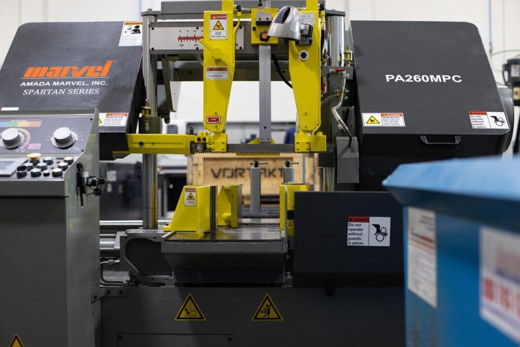 Vortakt Cutting Automation