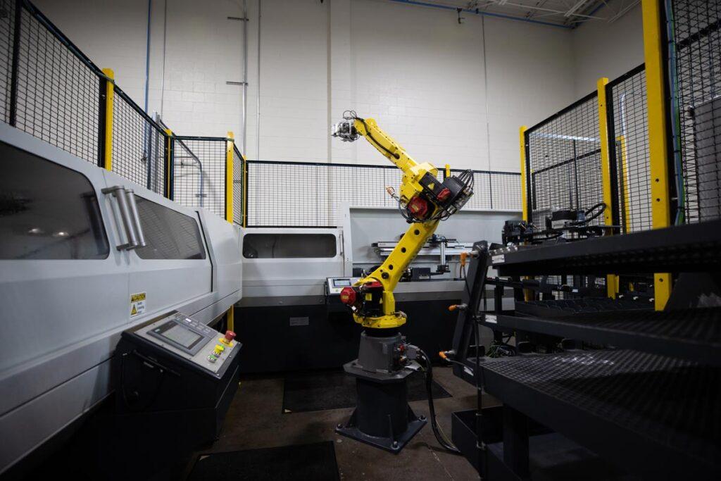Vortakt Rifling Automation